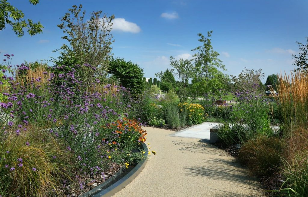 Johnsons supply plants to UK Remembrance Centre