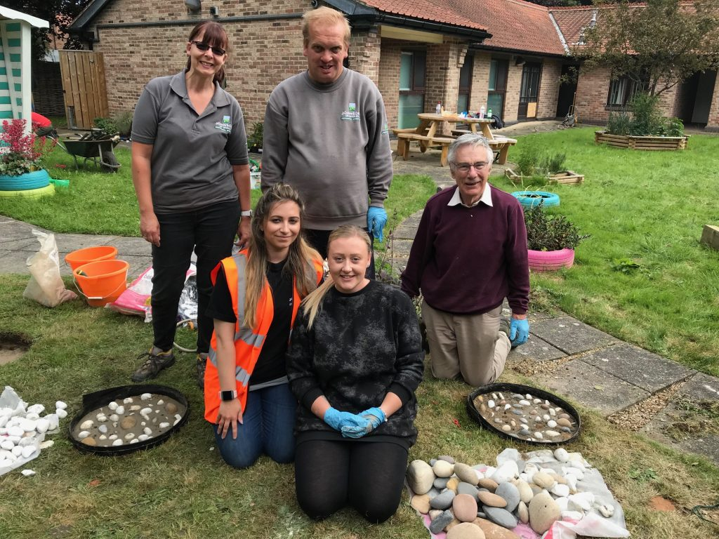 Johnsons support York Cares 'Big Community Challenge'