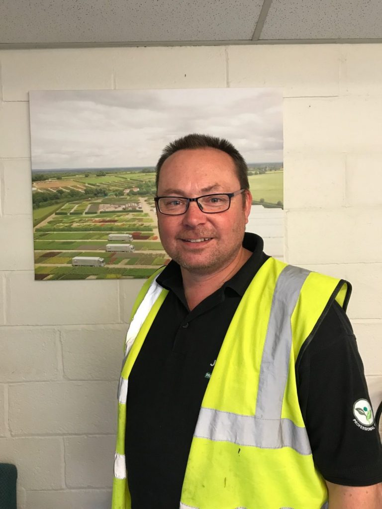 On the road with Johnsons of Whixley driver Tim Smith