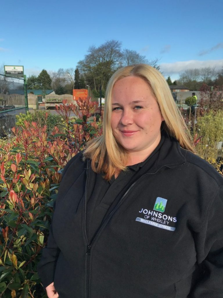 A warm welcome to Alice Knowles who joins the cash & carry team
