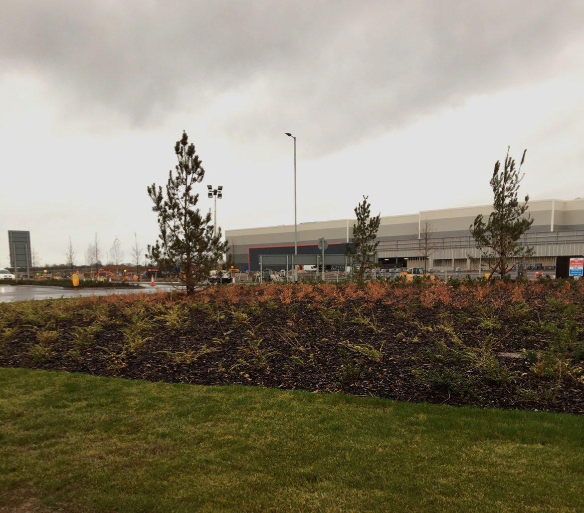 Johnsons supply plants to £100 million infrastructure