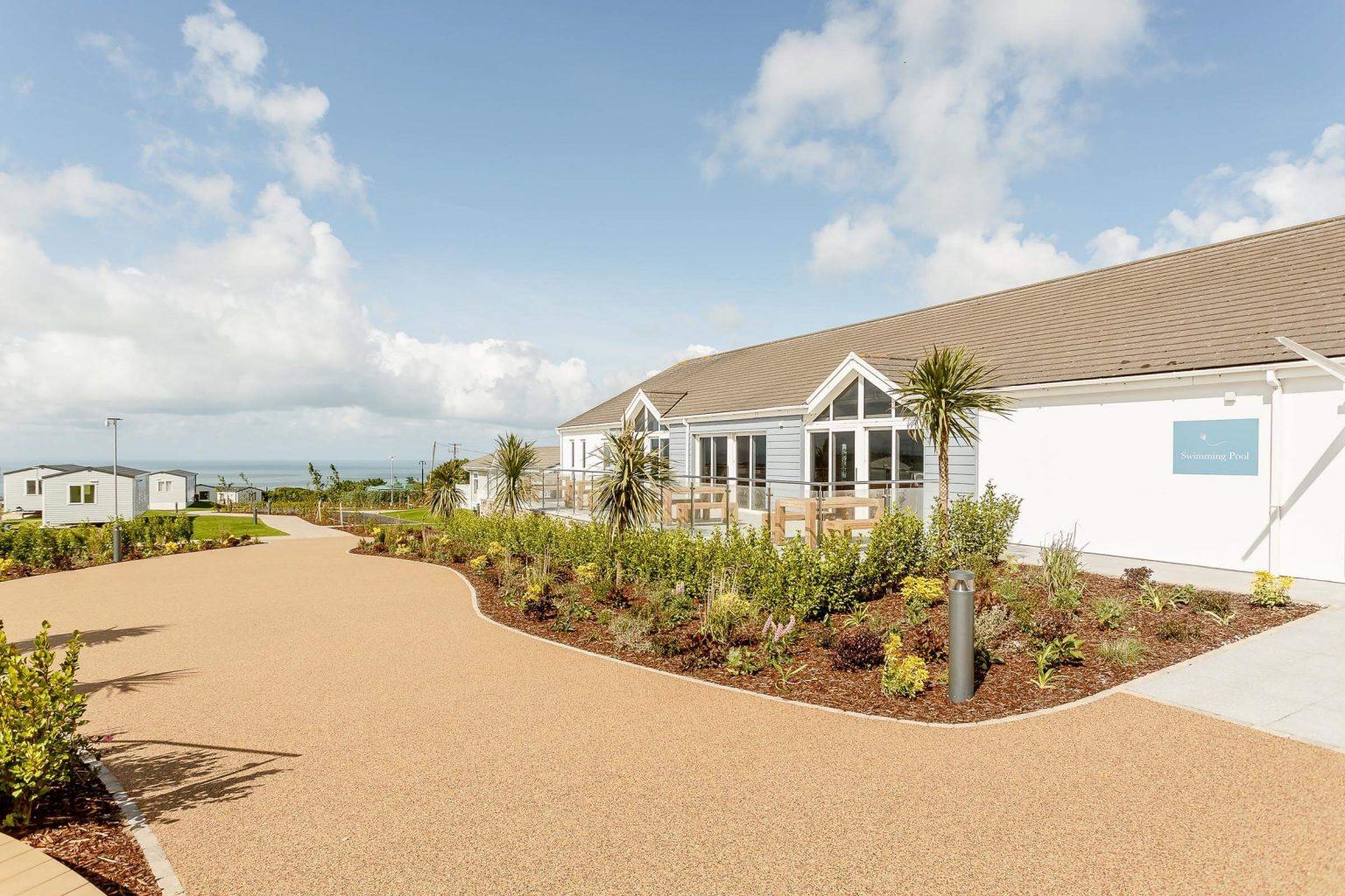 Sandymouth Holiday Resort