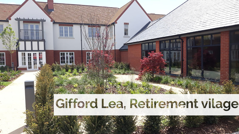 Plant supply to Retirement Village in Cheshire